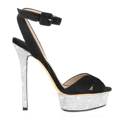 sandali altissimi sexy tacco gioiello le silla 2012