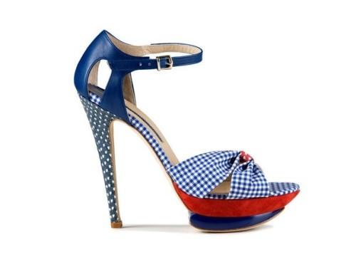 alberto guardiani estate 2012 sandali tacco a spillo