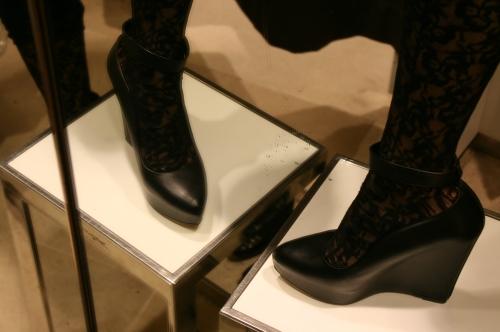 scarpe zara zeppa 2012